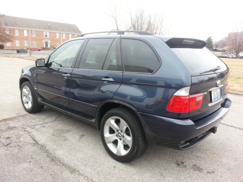 Picture of 2004 BMW X5 4.4i