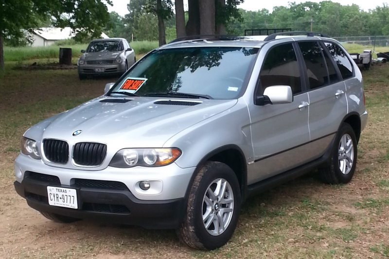 Picture of 2004 BMW X5 3.0i, exterior