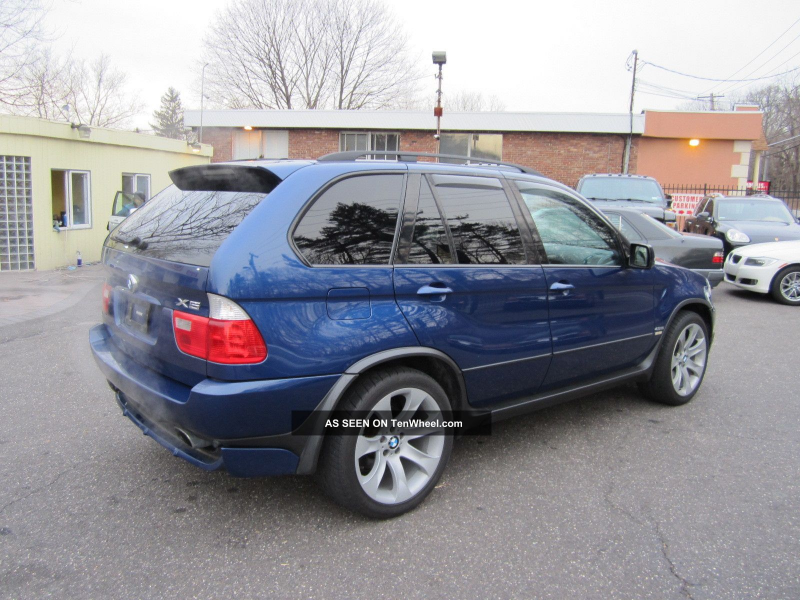 2004 Bmw X5 4. 8is X5 photo