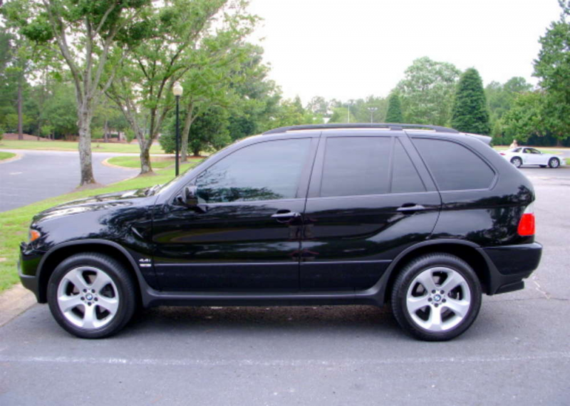 2004 BMW X5 4.4i, My current ride, exterior