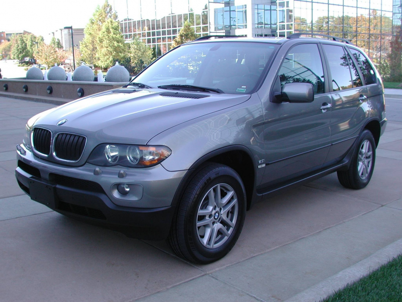 2004 BMW X5 3.0i Sports Activity Vehicle