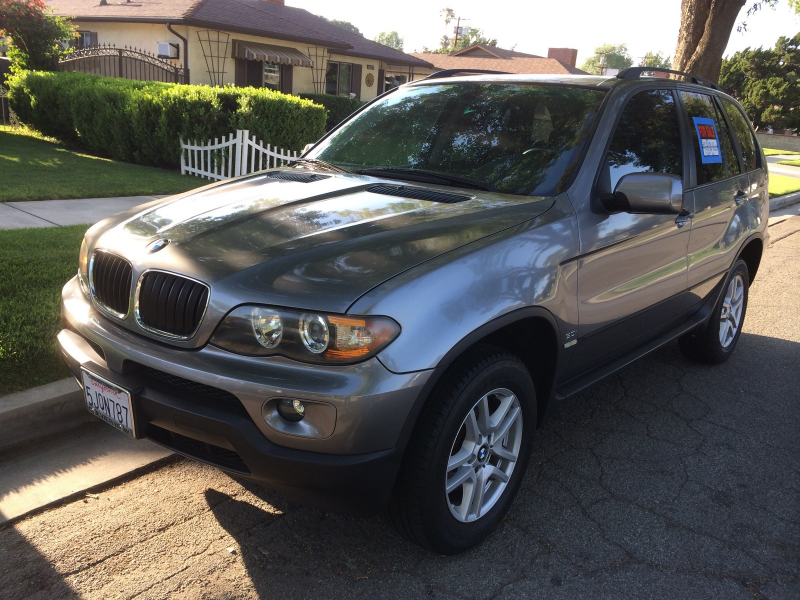 What's your take on the 2004 BMW X5?