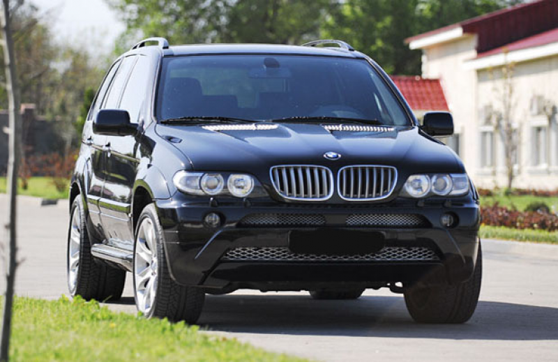 Picture of 2006 BMW X5 4.8is, exterior