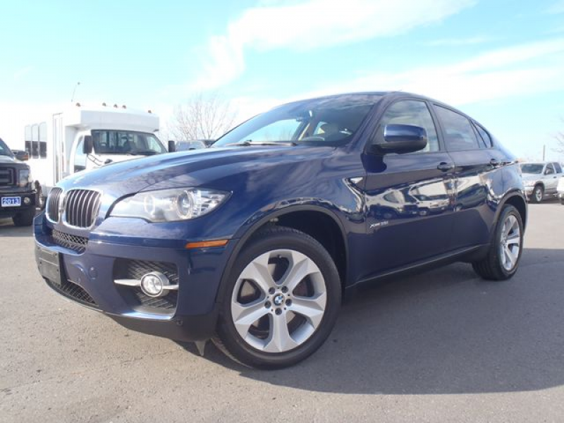 2008 BMW X6 xDrive35i in Belleville, Ontario