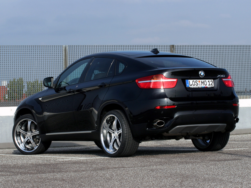MEC Design BMW X6 E71 2010 Photo 04