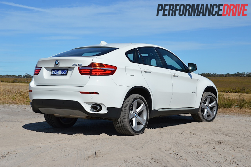 2015 bmw x6 now available with m performance parts 2015 bmw x6 ...