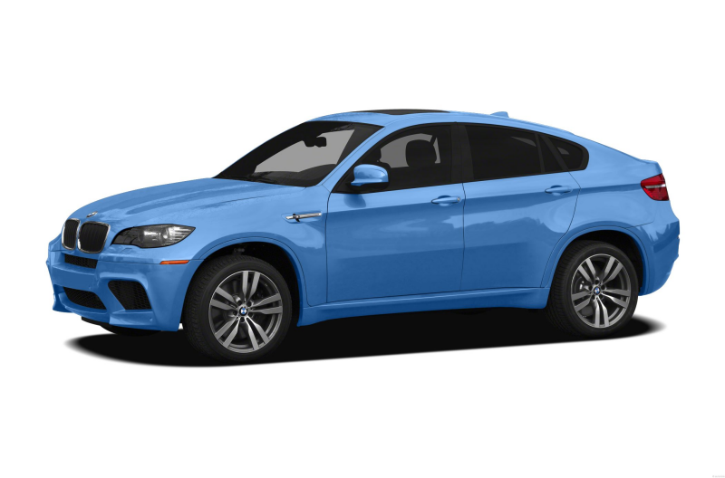 2012 BMW X6 M SUV Base 4dr All wheel Drive Sports Activity Coupe ...