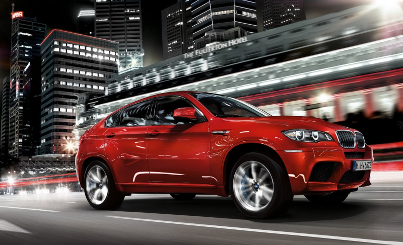 The New 2013 BMW X6