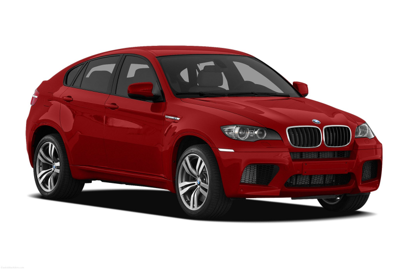 2010 BMW X6 M SUV Base 4dr All wheel Drive Sports Activity Coupe ...