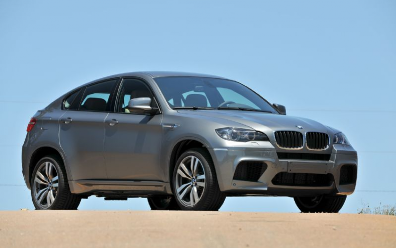 2013 Bmw X6 M Front Three Quarters View