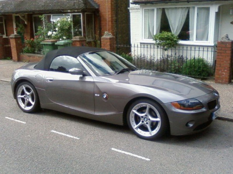 ... 2003 bmw z4 2 5i picture view garage dan wants this bmw z4 check it