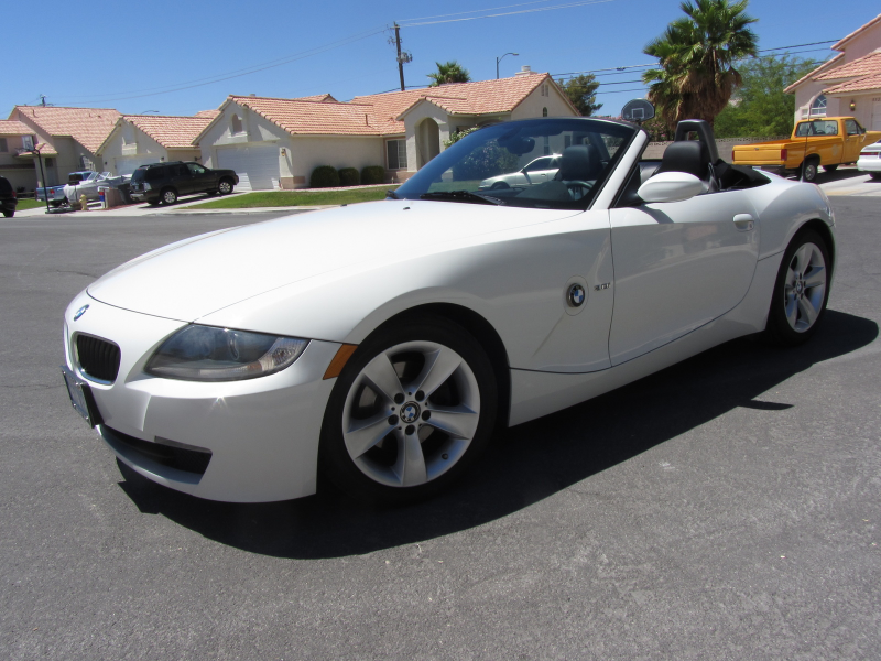 Picture of 2007 BMW Z4 3.0i Roadster, exterior