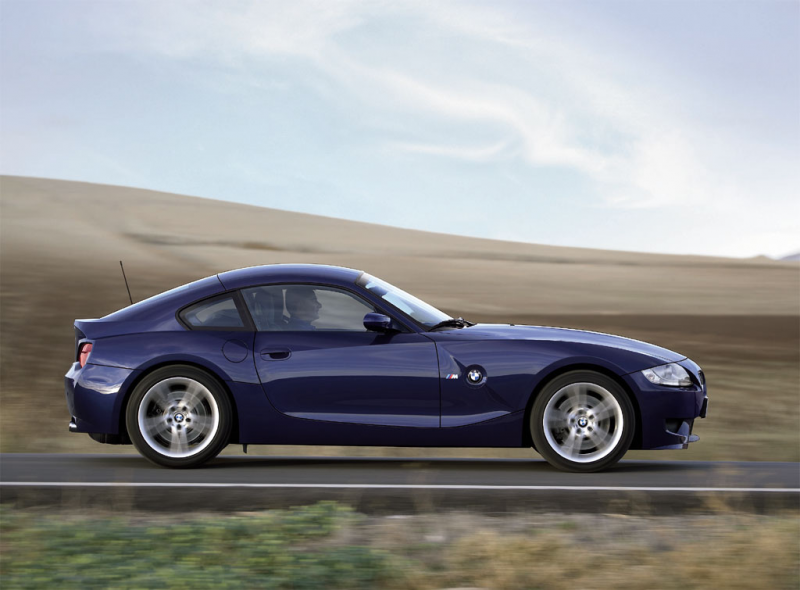 2008 BMW Z4 M Roadster and Coupe Photos - Image 5