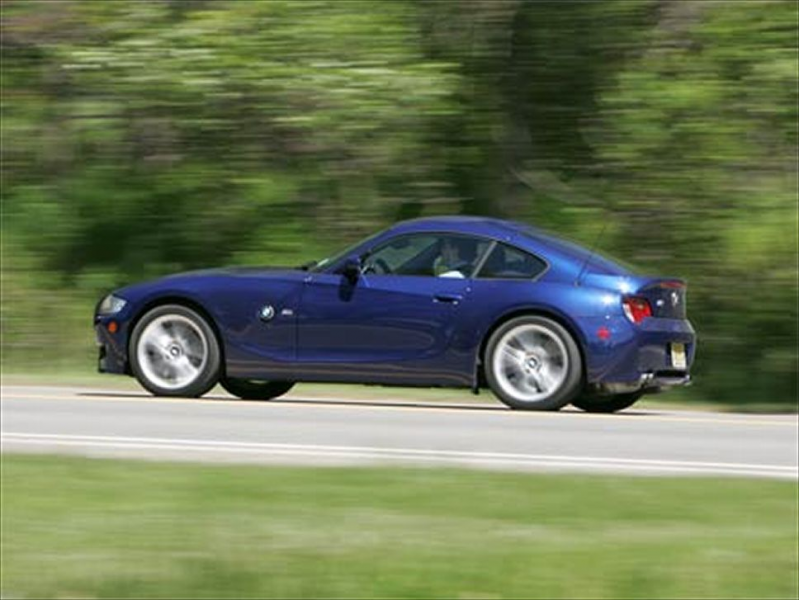2007 Bmw Z4 M Coupe 03