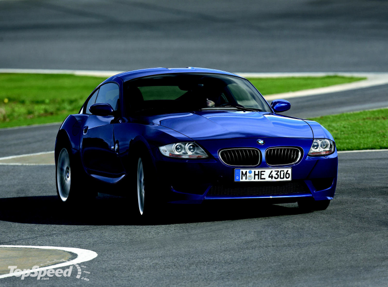 2007 BMW Z4 M Coupe picture - doc35729