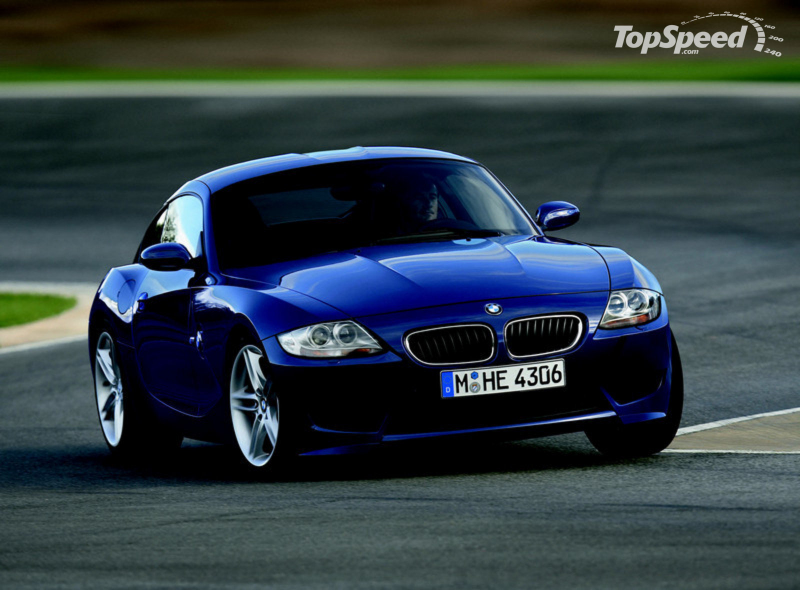 2007 BMW Z4 M Coupe picture - doc35724