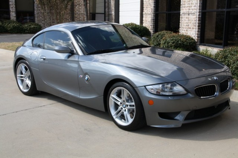 2008 BMW Z4 M Coupe in Addison, Texas