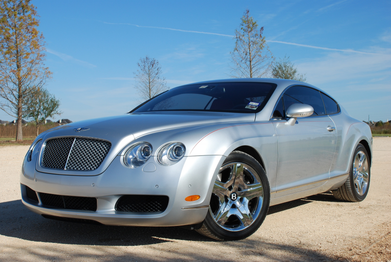2007 Bentley Continental GT, 2006 Bentley Continental GT Base picture