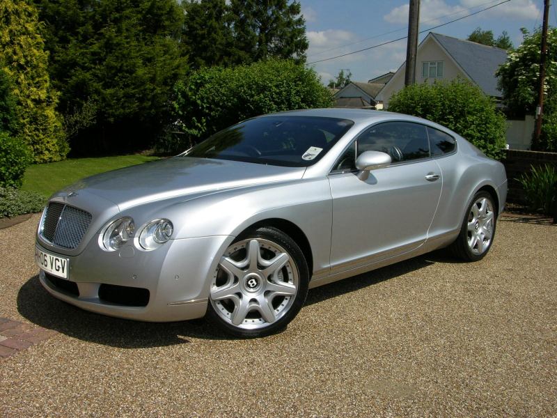 File:2006 Bentley Continental GT Mulliner - Flickr - The Car Spy (8 ...