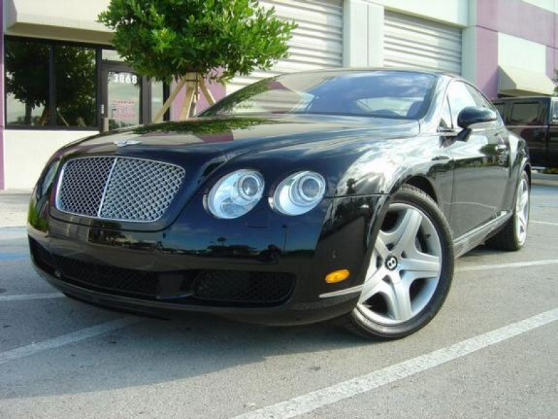 Another britishcarsrule 2004 Bentley Continental GT post...