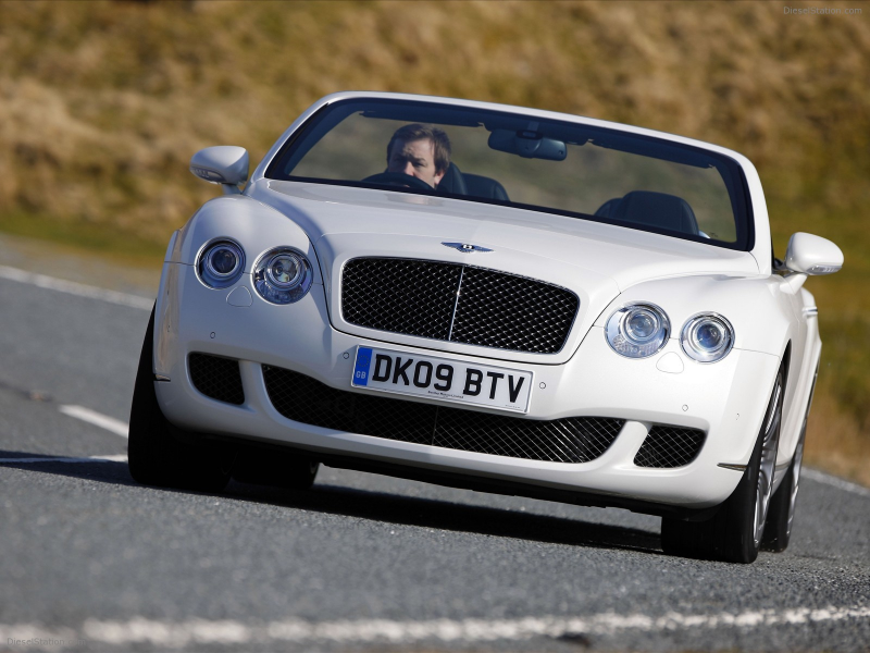 Home > Bentley > Bentley Continental GTC Speed 2010