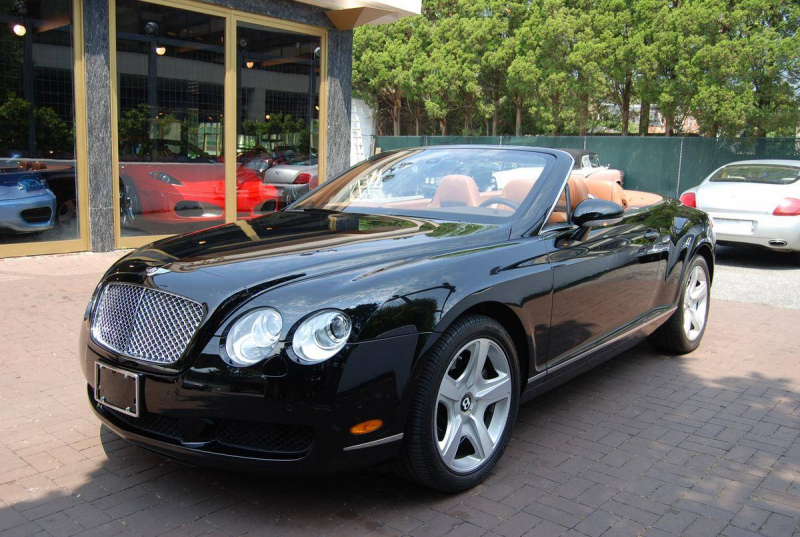 2007 Bentley Continental GTC - Image 1 of 15