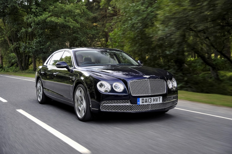 2015 Bentley Flying Spur Marries Power and Luxury