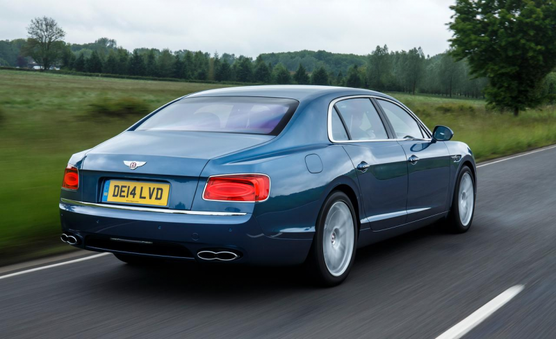 2015 Bentley Flying Spur V8 (Euro-spec)