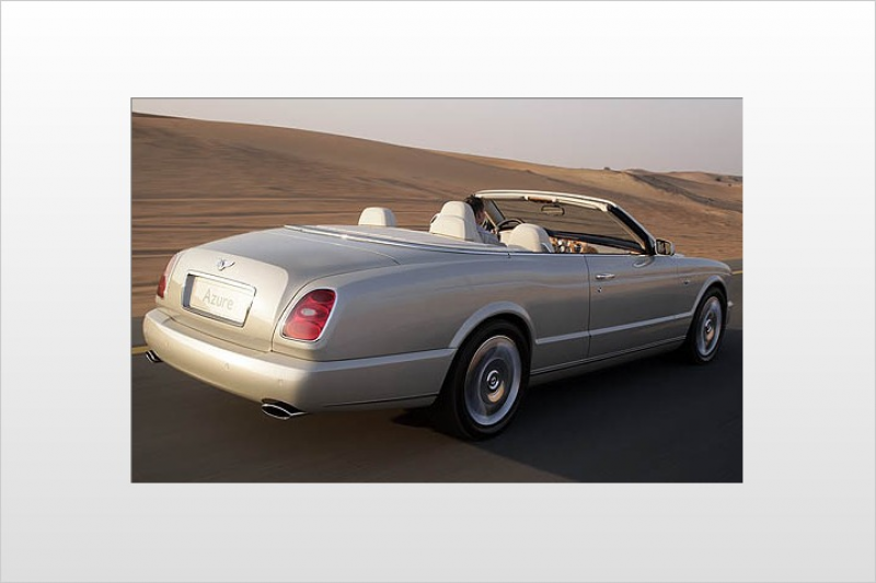 2009 Bentley Azure Pictures