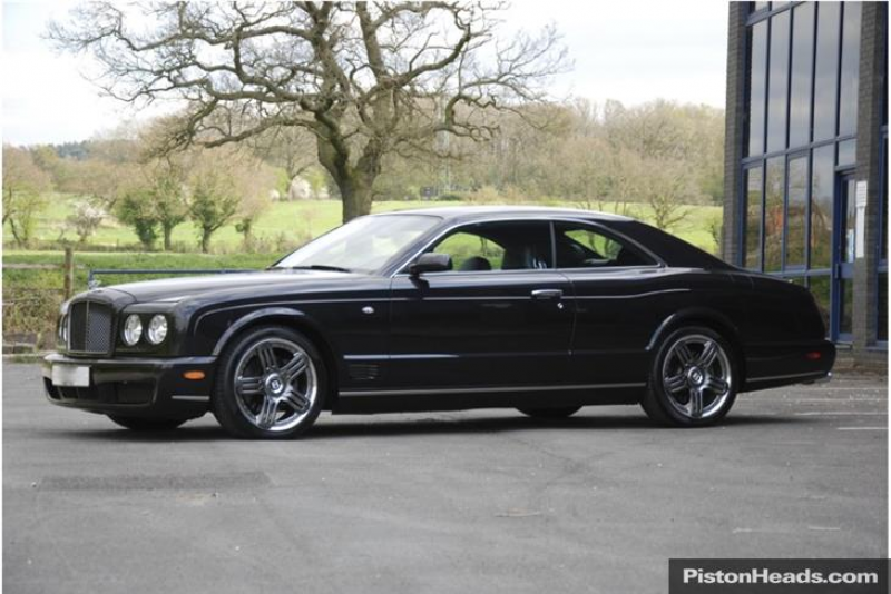 2009 Bentley Brooklands (2009) For sale Privately, in herts, United ...