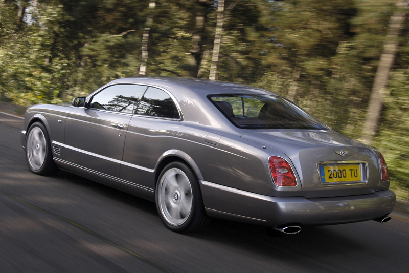 Bentley ? Brooklands ? 2008