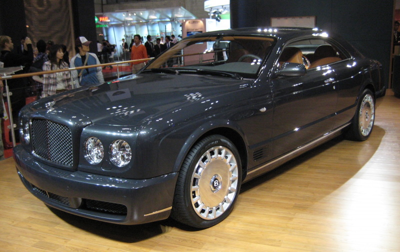 Description 2008 Bentley Brooklands.jpg