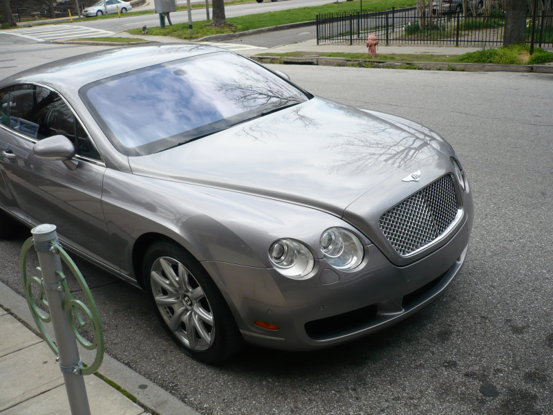 Home / Research / Bentley / Continental GTC / 2003