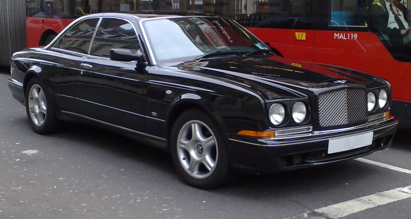 2003 Bentley Continental R