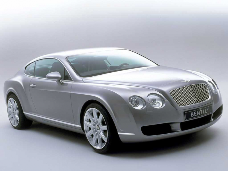 ?????? ?? Bentley Continental GT 2003