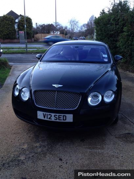 BENTLEY CONTINENTAL (3W) GT 2003 (2003) For sale Privately, in Surrey