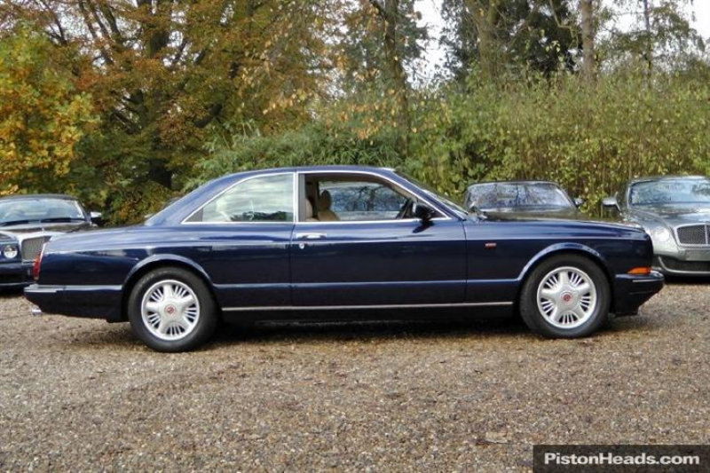 Bentley Continental R (1997) For sale from Marlow Cars, in ...
