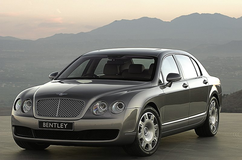 2006 Bentley Continental Flying Spur - Photo Gallery