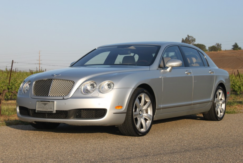 2006 Bentley Continental Flying Spur, One CA Owner, 113k Miles, Value ...