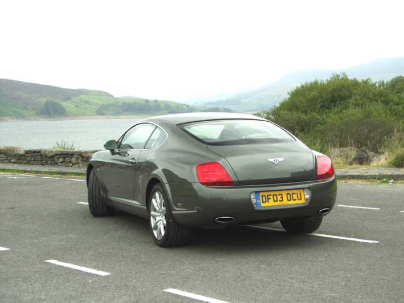 2005 Bentley Continental GT - Photo Gallery