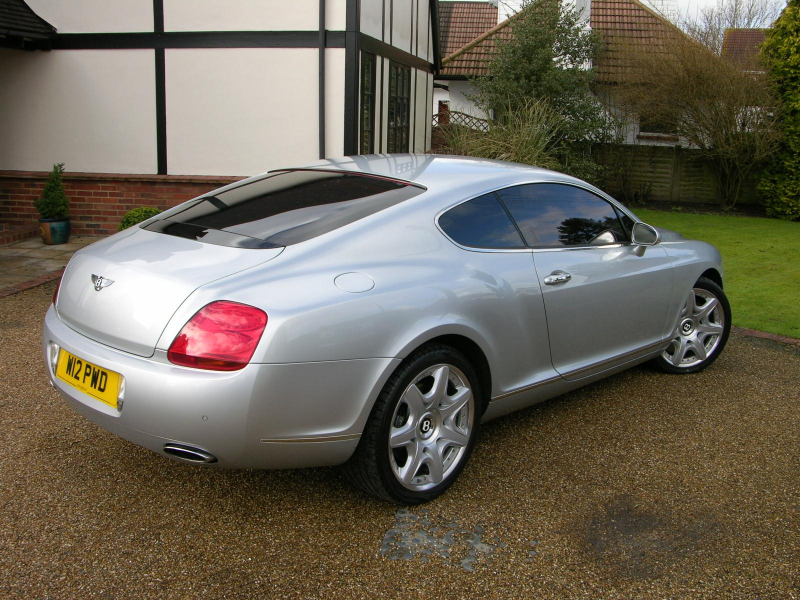 Description 2005 Bentley Continental GT - Flickr - The Car Spy (18 ...
