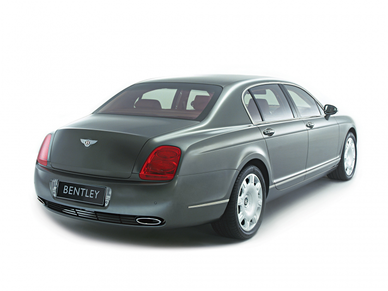 Bentley Continental Flying Spur '2005–08