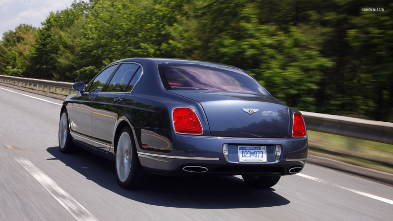 Bentley Continental Flying Spur Speed 2013 1920x1080 wallpaper