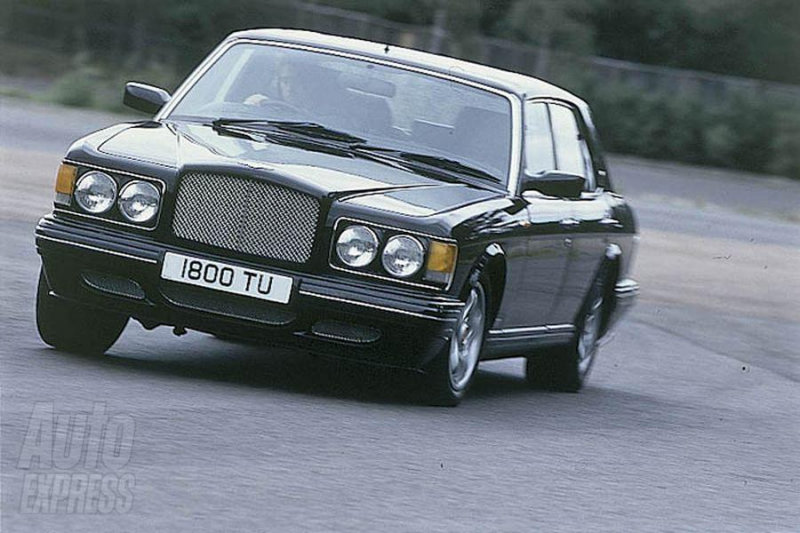 Bentley Turbo R photos:
