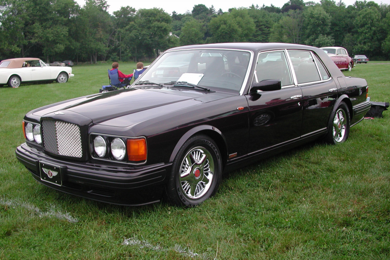 Bentley Turbo R 1985–1997
