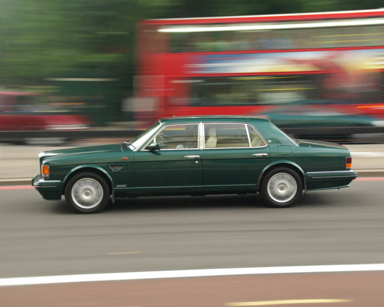 Bentley Turbo RL wallpaper