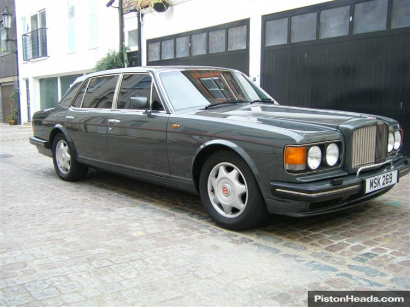 Bentley Turbo RL RHD Long Wheelbase Automatic - Reduced! Spring ...