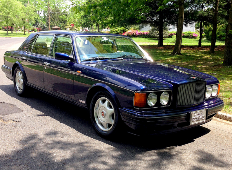 1997 Bentley Turbo RL: image 10 0f 12 thumb