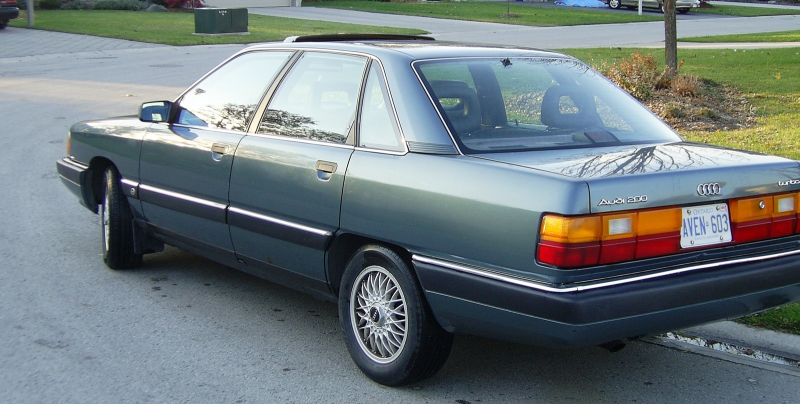 Picture of 1991 Audi 200 Turbo, exterior
