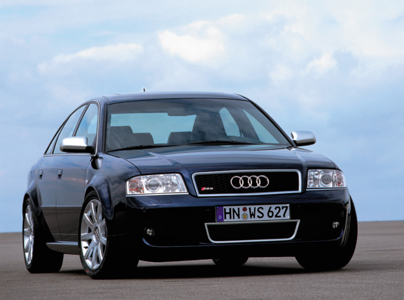 2003 Audi RS6 - Photo Gallery